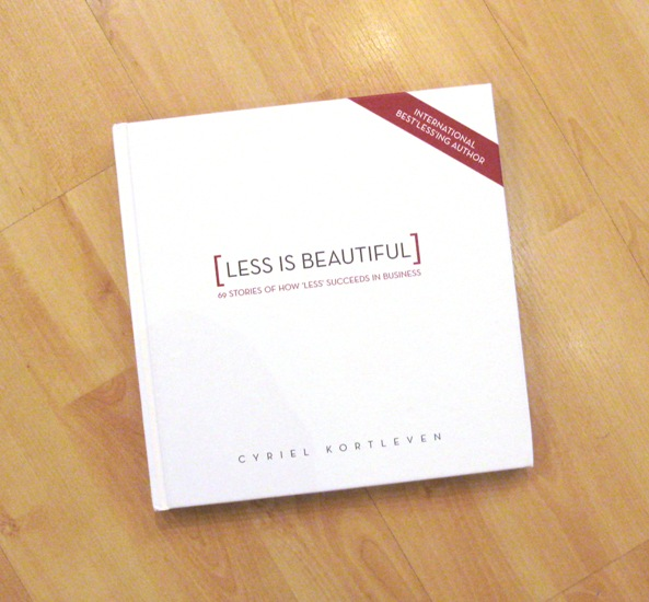 Less is Beautiful from Cyriel Kortleven